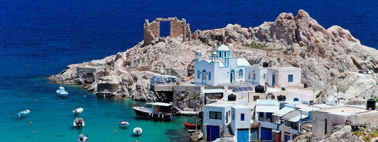The History of Milos